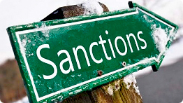Sanctions are not a barrier