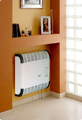 «Alpine Air» radiant convector gas heater