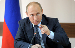 Vladimir Vladimirovitch Putin: liberalization of LNG export